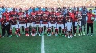 Flamengo Posado Fluminense Final Campeonato Carioca 07/05/2017