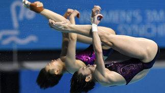 Tingmao Shi e Yani Chang foram as campeãs