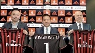 Yonghong Li é o presidente do Milan, clube que mais gastou neste mercado até o momento