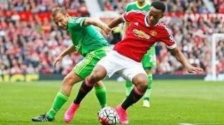 Martial Manchester United Sunderland Campeonato Ingles 26/09/2015