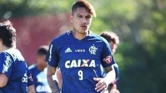 Guerrero Treino Flamengo 17/06/2017