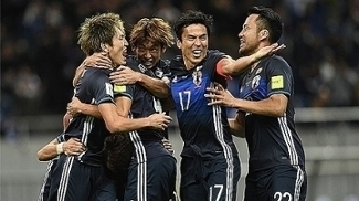 Japão busca liderança isolada do grupo B