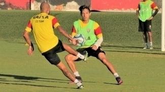 Euller comemora estreia do Vitória com triunfo sobre o Sergipe na Copa do Nordeste