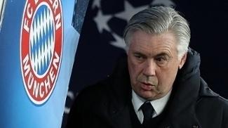 Ancelotti comanda o Bayern de Munique em partida da Champions League