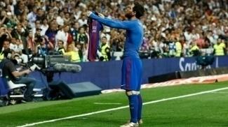 Curve-se, Real Madrid: Messi, o maior da história, é o dono de seu estádio
