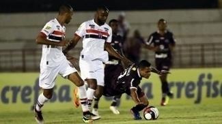 Botafogo ficou no empate com a Ferroviária e vai encarar o Corinthians
