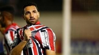 Gilberto não deve permanecer no São Paulo em 2018