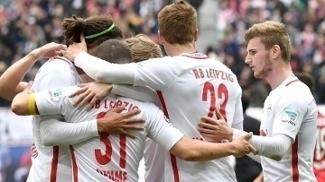 Leipzig tem vaga garantida na próxima Champions