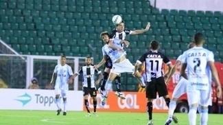 Figueirense venceu o Londrina nesta terça-feira