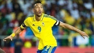 Aubameyang Gabao Burkina Faso Copa Africana 18/01/2017