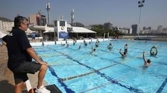 Seleção brasileira treina para o torneio de UANA