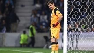 Casillas e o Porto foram derrotados pela Juventus por 2 a 0
