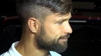 Diego diz que Fla vai encarar Vasco como todos os outros e vê time no caminho certo
