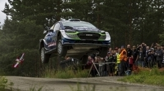 Teemu Suninen / Mikko Markkula (Ford Fiesta RS WRC)