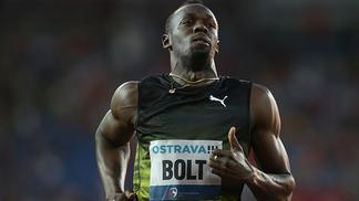 Usain Bolt está próximo do adeus às pistas