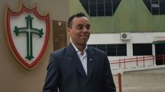 Alexandre Barros, o novo presidente de Portuguesa