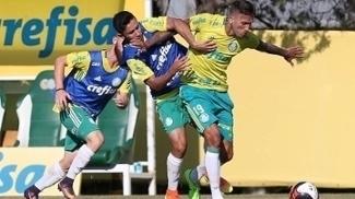 Sem Felipe Melo, Palmeiras relaciona Borja e mais 22 para pegar a Ferroviária no Allianz