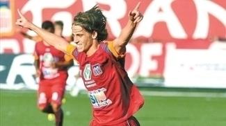 Cristian Novoa, atacante artilheiro do Carabobo, estreante na Libertadores