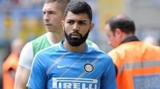 Gabigol tem sido pouco utilizado na Inter de Milão