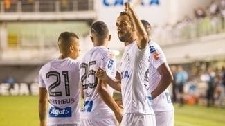 Atacante Thiago Ribeiro vê retomada de confiança do Santos bem 'na hora certa'