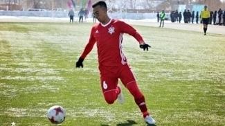 Juninho chegou nesta temporada ao Aqtobe, do Cazaquistão