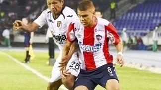 Gustavo Cuellar Junior Barranquilla Melgar Copa Sul-Americana 13/08/2015