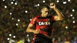 Diego Souza, recuperado, é a principal estrela do Sport na decisão