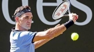 Roger Federer Rebate ATP 250 Stuttgart 14/06/2017