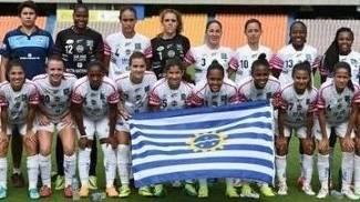 Time do São José, atual campeão da Libertadores feminina, na semifinal deste ano