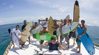 Documentário nas Maldivas será lançado em Santos