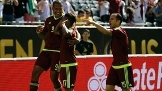 Time venezuelan bateu a Jamaica pelo placar mínimo