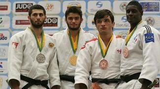 Brasil conquista ouro e termina Aberto Europeu de Roma em segundo