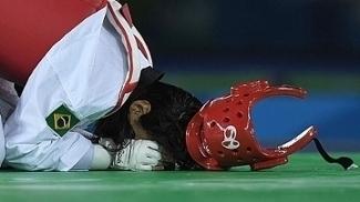 Júlia Vasconcelos perde para sueca e está fora do taekwondo dos Jogos Olímpicos