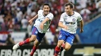 Renato Cajá marcou importante gol do Bahia em sua campanha de acesso