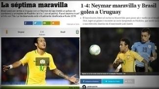 'Sétima maravilha': até jornal argentino se rende à seleção brasileira de Tite