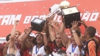 Atlético-PR: campeão brasileiro de 2001