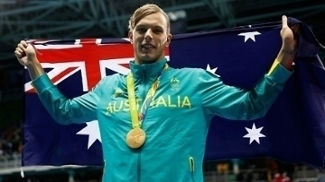 Kyle Chalmers, 18 anos, consagrou-se como campeão olímpico dos 100 metros livre