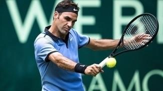 Federer bateu o japonês Sugita por 2 sets a 0