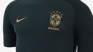 Camiseta 3 da seleção brasileira