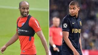 Ida de Mbappé ao PSG poderia envolver Lucas no Monaco