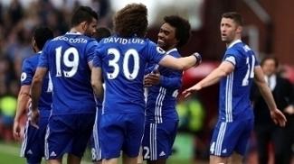 O Chelsea é o time da Premier League com mais jogadores estrangeiros ao Reino Unido