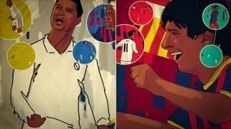 El classico - Real Madrid x Barcelona