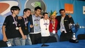 mibr campeã da ESWC 2006