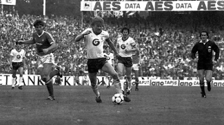 Anderlecht Nottingham Forest Copa da Uefa 25/04/1984