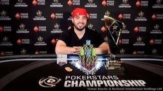 Kenney é campeão no Super High Roller do PokerStars Championship Monte Carlo
