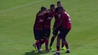 Vitória goleia neste domingo e encara o Bahia na final do Campeonato Baiano