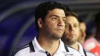 Felipe Moreira, técnico da Ponte