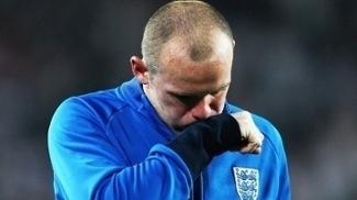 Rooney Lamenta Inglaterra Suica Eliminatorias Euro-2012 07/09/2012