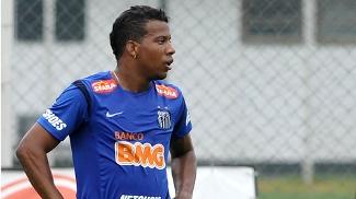 ... o jovem lateral Guilherme Santos