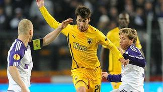Éder jogou pelo AEK